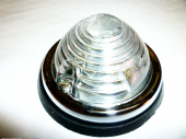 hella autocruise 70mm Round Domed Flush Mount Fitting Side Position Lamp Light